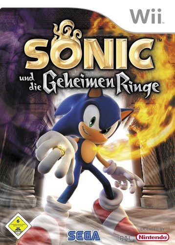 Sonic und die geheimen Ringe / The Secret Rings
