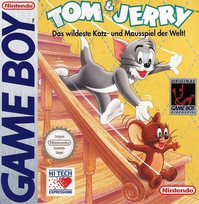 Tom and Jerry: World's Wildest Game