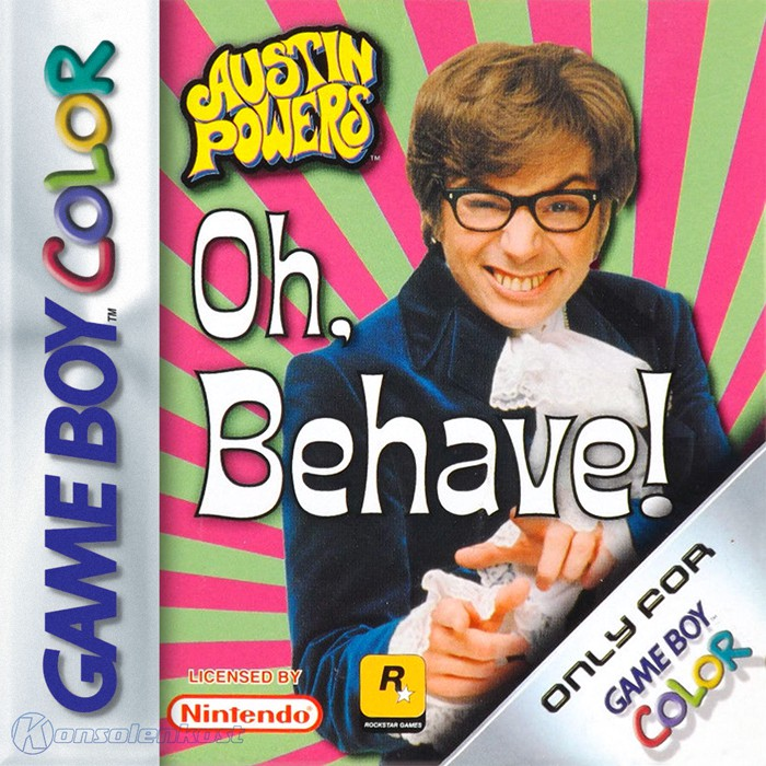 Austin Powers 1: Oh, Behave!