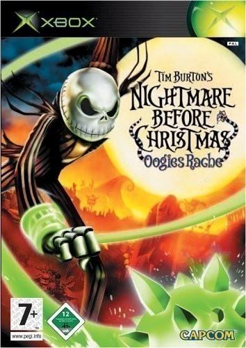 Tim Burtonss Nightmare before Christmas: Oogies Rache