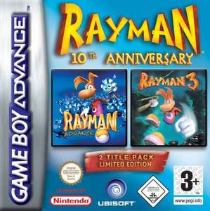 2 in 1: Rayman 3 + 10th Anniversary Advance