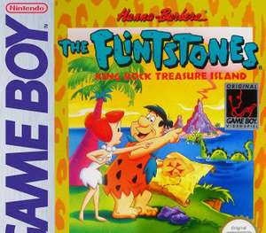 Flintstones: King Rock Treasure Island