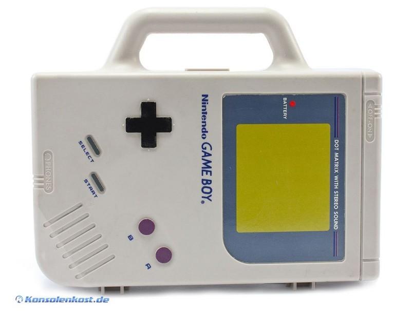 Original Nintendo Gameboy Classic Case in GB Form
