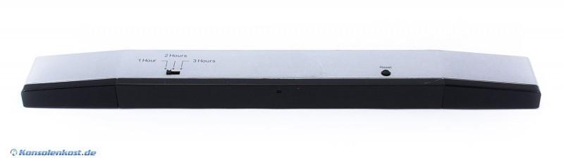 Infrarot Sensorleiste / Sensor Bar / Infrared Ray Inductor Wireless #silber [Dritthersteller]