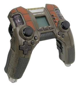 First Person Shooter Controller Pad