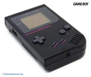 Konsole #schwarz / Black Jack Classic 1989 DMG-01