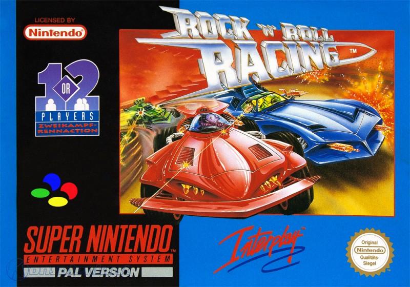 Rock 'n' Roll Racing