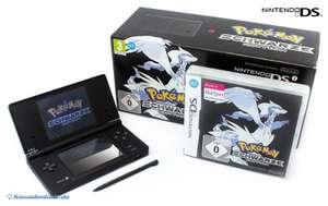 Konsole DSi #schwarz Pokemon Edition + Pokemon