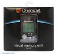 Visual Memory Unit / Memory Card #schwarz [Sega]