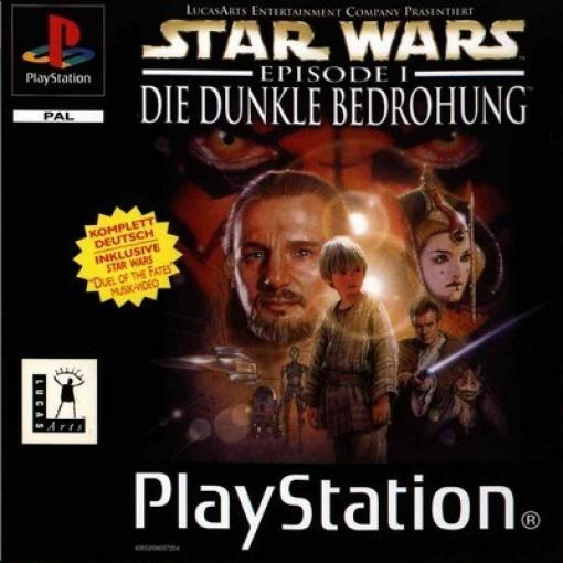Star Wars Episode 1 Die dunkle Bedrohung / The Phantom Menace