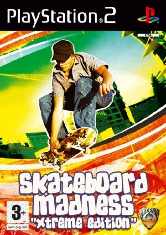 Skateboard Madness: Xtreme Edition