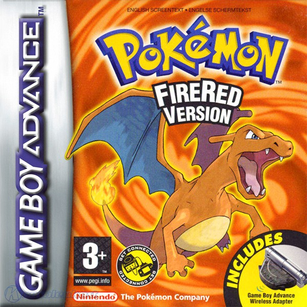 Pokemon Feuerrote Edition / FireRed