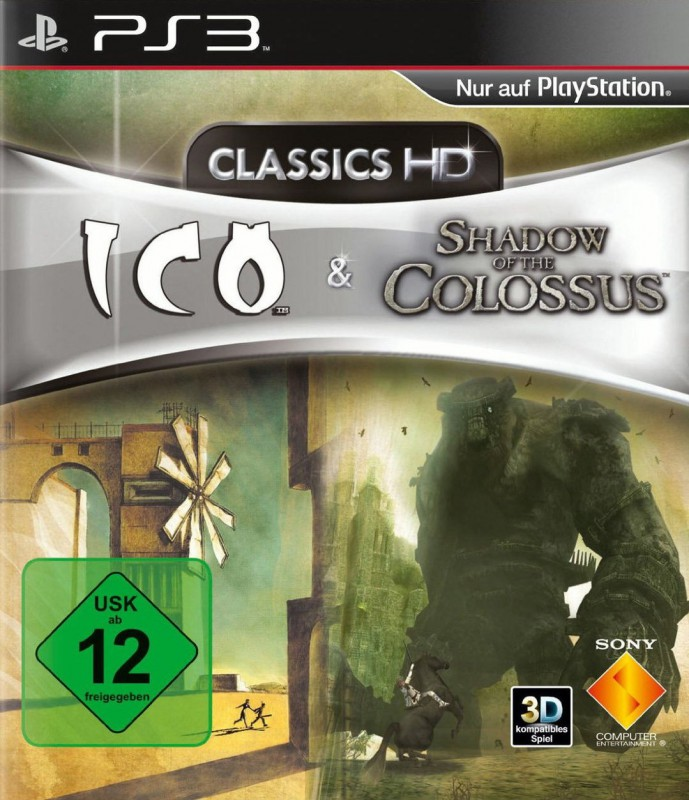 2 in 1: Ico & Shadow of the Colossus #HD Remastered