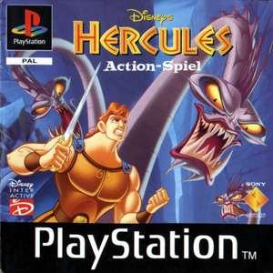 Disneys Action Game Featuring Hercules