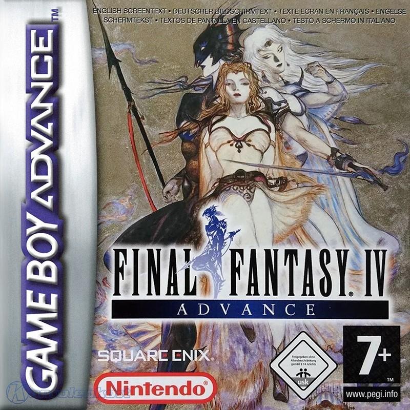 Final Fantasy IV / 4