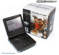 Konsole GBA SP #Kingdom Hearts Limited Edition + Netzteil