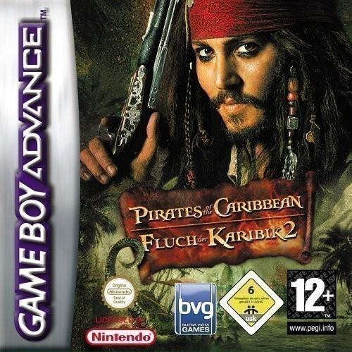 Fluch der Karibik 2 / Pirates of the Caribbean: Dead Man..