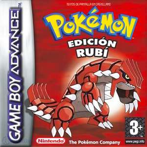 Pokemon Rubin Edition / Rubi