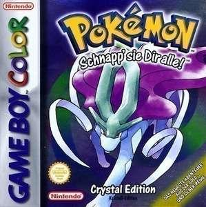 Pokemon Kristall Edition