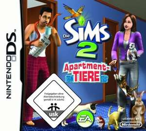 Sims 2: Apartment Tiere / Apartment Pets