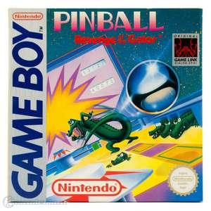 Pinball: Revenge of the Gator