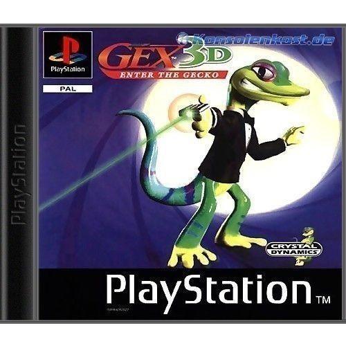 Gex 3D: Enter the Gecko / Return of the Gecko