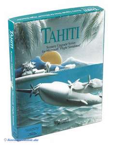 Tahiti: MS Flight Sim Scenery