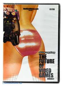 DVD - The Future of Video Games Vol. 2