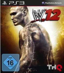WWE 12 [Standard]