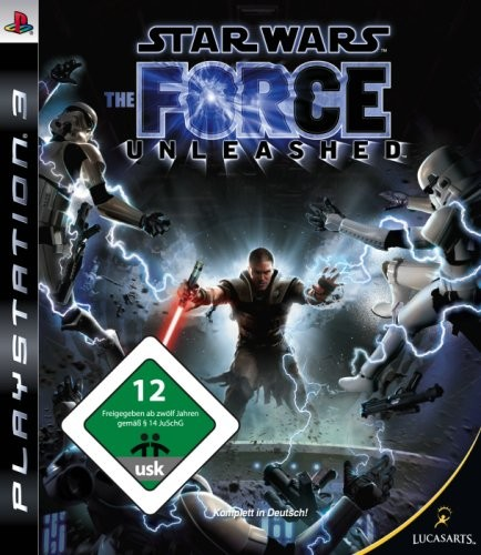 STAR WARS: The Force Unleashed [Standard]