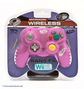Controller / Pad #pink MicroCon Wireless [Madcatz]
