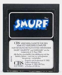 Smurf #Colorlabel