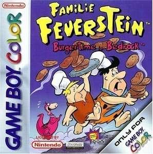 Familie Feuerstein: Burgertime in Bedrock