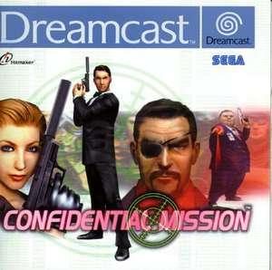 Confidential Mission: Lightgun-Shooter
