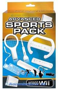 Zubehör-Set: Advanced Sports Pack [Competition Pro]
