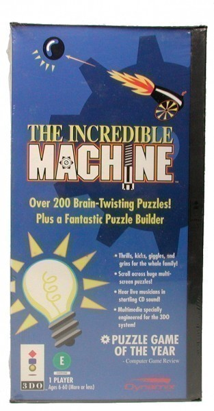 3DO - The Incredible Machine