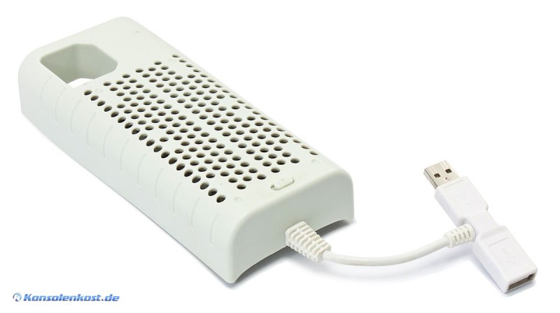 InterCooler mit on/off switch