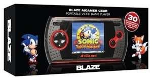 Game Gear Portable mit 30 Spielen [Blaze]