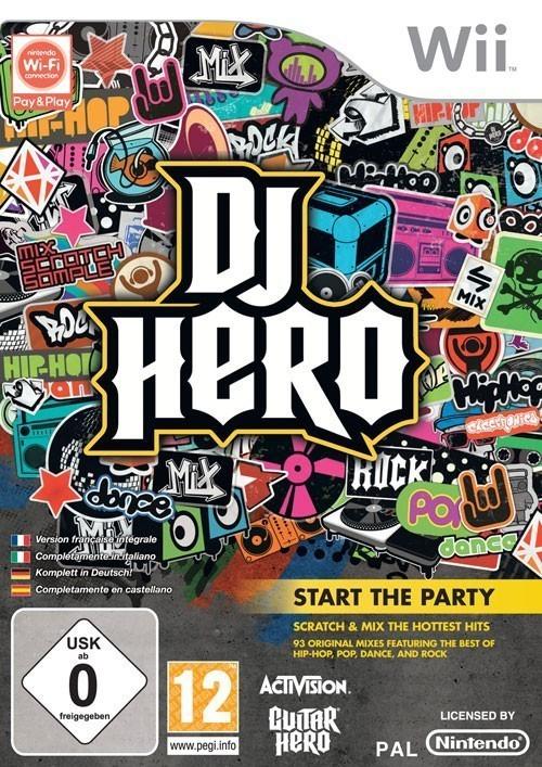DJ Hero 1