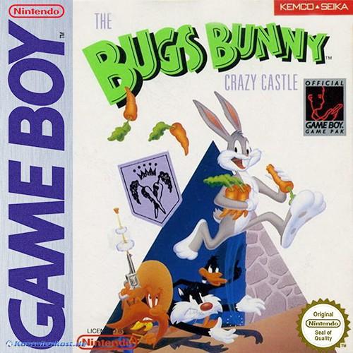 Bugs Bunny: Crazy Castle 1