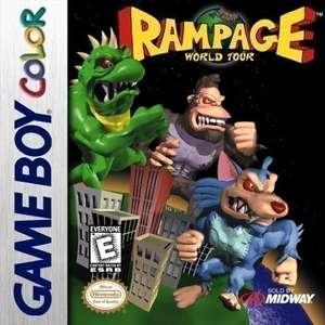 Rampage 1: World Tour