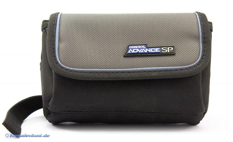 Original Nintendo Tasche #Schwarz-grau