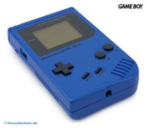 Konsole #blau / Blue Harry Classic 1989 DMG-01