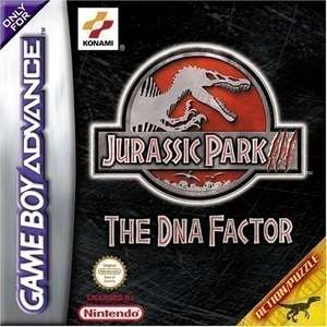 Jurassic Park 3: The DNA Factor