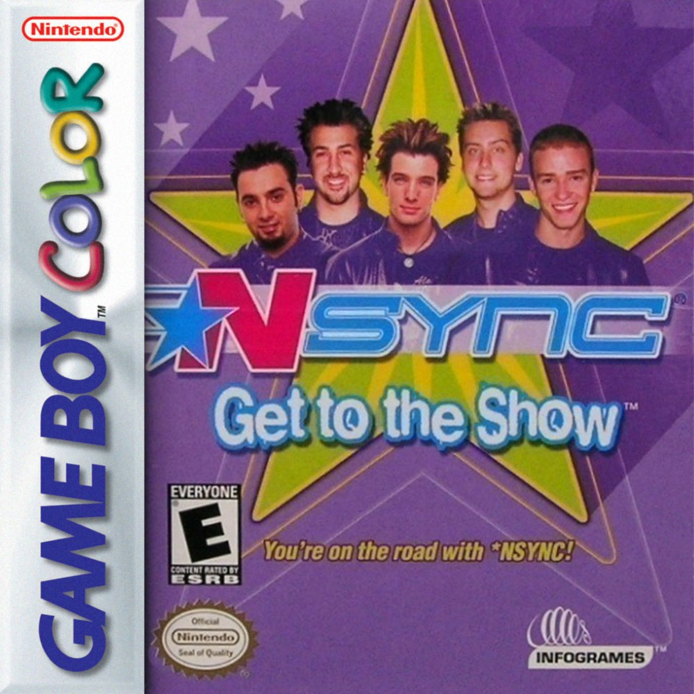 Nsync Get to the Show