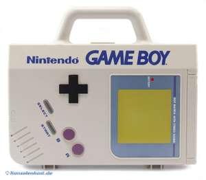 Original Nintendo Tasche - Case - Koffer #grau GB-80