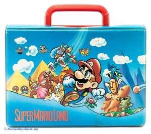 Original Nintendo Super Mario Land Koffer SELTEN!