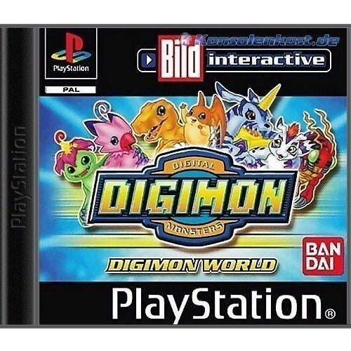 Digimon World