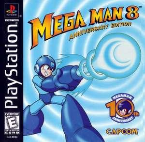 Mega Man 8 #Anniversary Edition