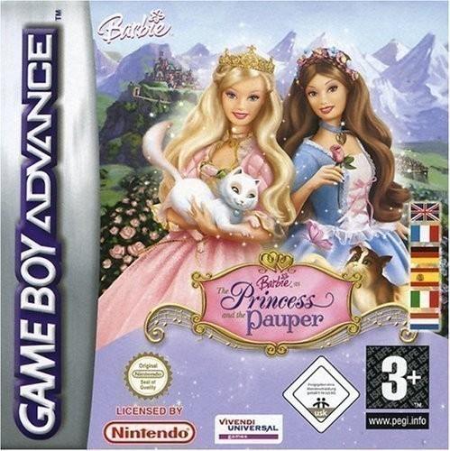 Barbie: Die Prinzessin und das Dorfmädchen / Princess and Pauper